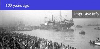 india 100 years ago