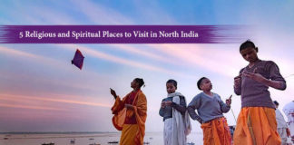 Five Religious and Spiritual Places to Visit in North India