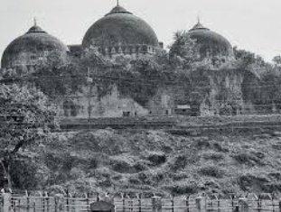 babari masjid image